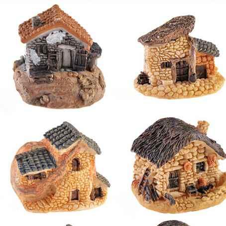 8 Different Miniature Decoration Homes For Bonsai