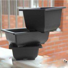 Outdoor Plastic Bonsai flower pot