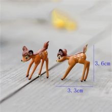 2pcs Mini Deer For Decoration