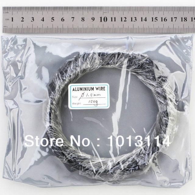Bonsai Aluminum Training Wire 1.0 mm 100G