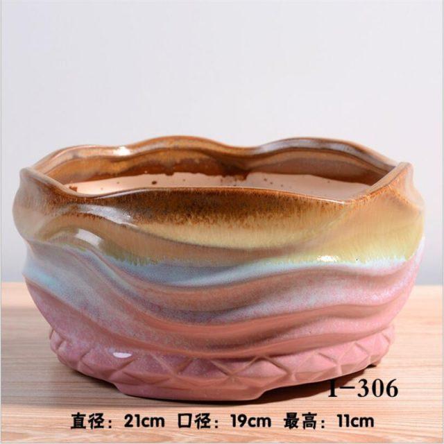 Ceramic Bonsai Flower Pot
