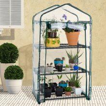 Warm Mini Garden Plant Greenhouse Cover