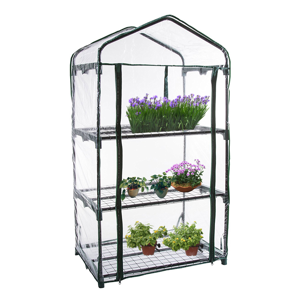 Warm Mini Garden Plant Greenhouse Cover